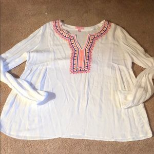 Lily Pulitzer long sleeve